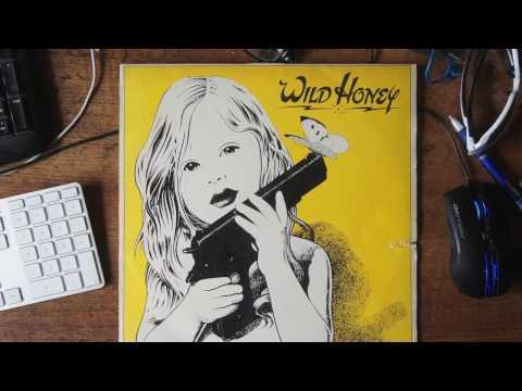 Franz Beckerlee Wild Honey LP 1981