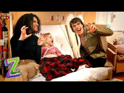 ZOMBIES 2 Stars Visit Texas Children's Hospital | ZOMBIES 2 | Disney Channel