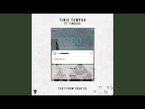 Text From Your Ex (feat. Tinashe) (Billon Remix)