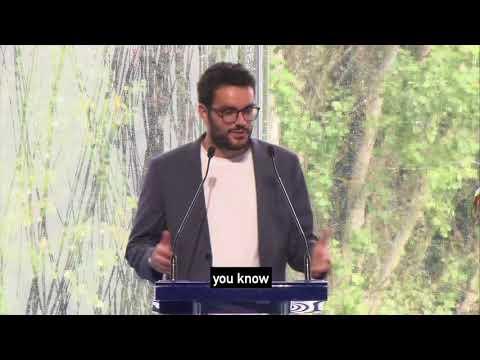 Inaugural Speech HEC Paris 2017 - Alexandre Cadain - Choose Everything