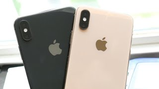 Why I RETURNED The iPhone XS & XS Max