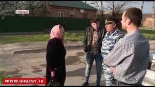 расстрел Дадаева в Грозном