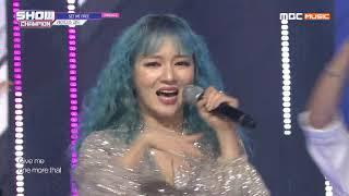 [showchampion]레이디스코드 - SET ME FREE (LADIES' CODE - SET ME FR…