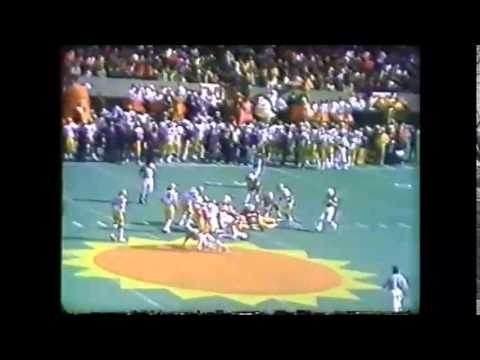 1977 Sun Bowl Home Movie