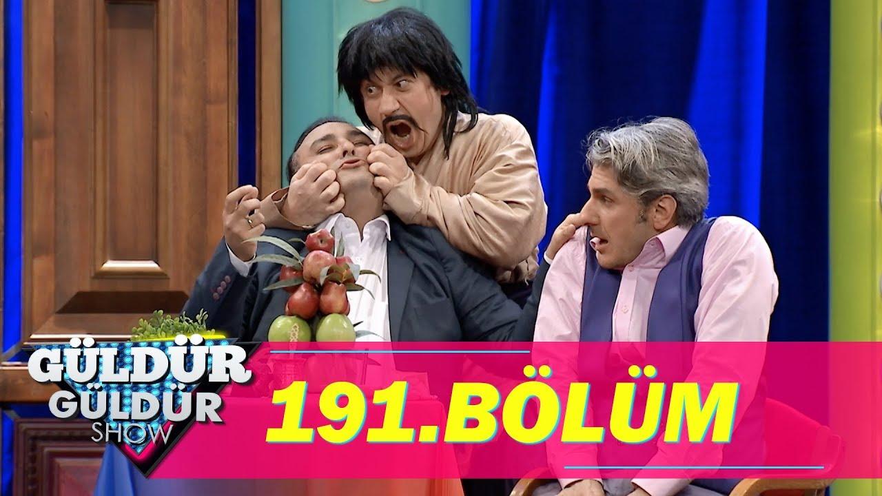 Güldür Güldür Show 191.Bölüm (Tek Parça Full HD)