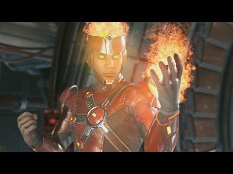 Thumbnail: Injustice 2 - Introducing Firestorm!