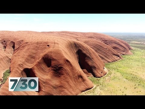 The cultural clash over climbing Uluru before October ban | 7.30