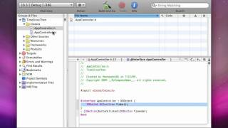 Mac Programming Lesson 1 part 1