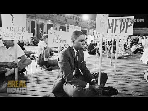 'We the People' Force Confronts Democratic Party Leadership in '64 - Bob Moses on RAI (9/9)