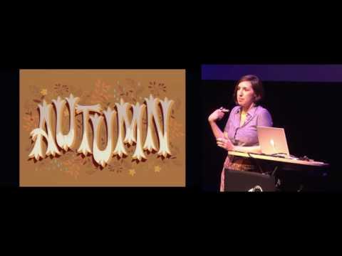Presentation Talk on Lettering By Master Letter Designer