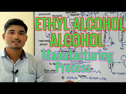 Ethyl Alcohol , Ethanol , Alcohol Manufacturing Process   Chemical Pedia