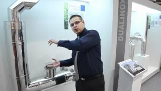 Poujoulat Polska - System kominowy do odprowadzania spalin z generatorów prądotwórczych