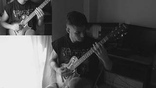 Bullet For My Valentine - Broken Guitar Cover (With Solo) HD