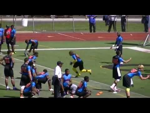 Quadree Henderson Rivals Under Armour camp 2014