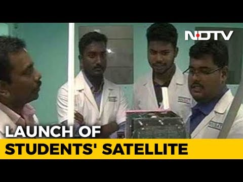 Along With Cartosat 2, This Satellite By A Tamil Nadu University Will Enter Orbit Today
