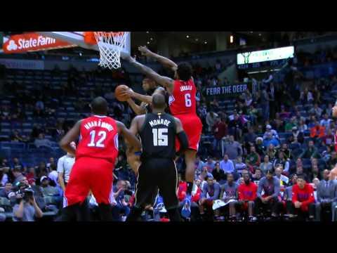 Top 10 NBA Plays: December 9th