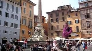 Piazza della Rotunda/Pantheon