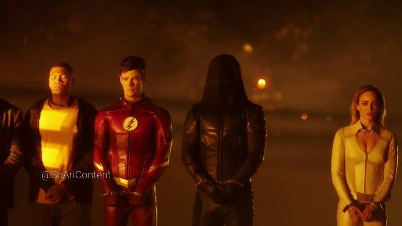 Download The Flash 4×08 Captain Cold returns| Crisis on Earth X