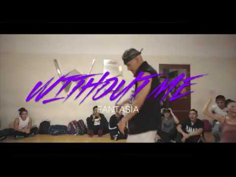 Without Me  Fantasia  Choreography  Diego Vazquez