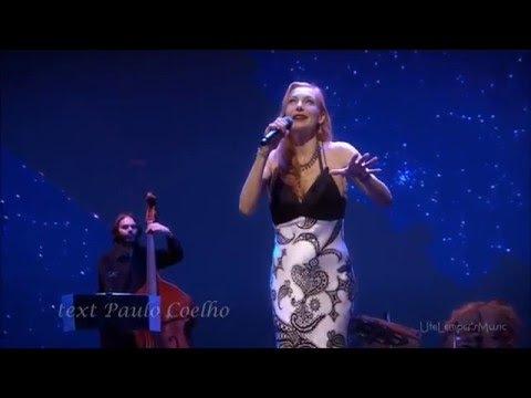 2015 Ute Lemper & Paulo Coelho Interview (in English)
