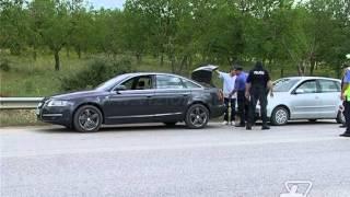 Lazarat, policia qëllohet me snajper - News, Lajme - Vizion Plus