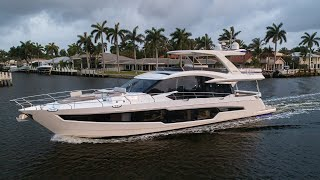 2020 Galeon 680 Flybridge | MarineMax Yacht Center, Pompano Beach, Florida