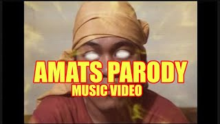 AMAS - Shanti Dope - Amatz Parody (Official Music Video)