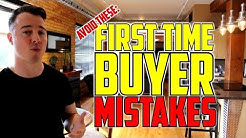 First Time Home Buyer Mistakes and Common Mortgage Advice Mistakes