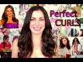 How to Perfectly Curl Hair in 10 Minutes!