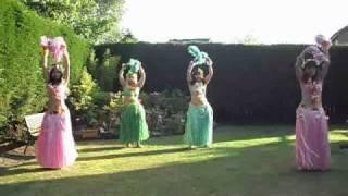 """Dance Rehearsal  """" Hawaii Five-O """"  2010"""