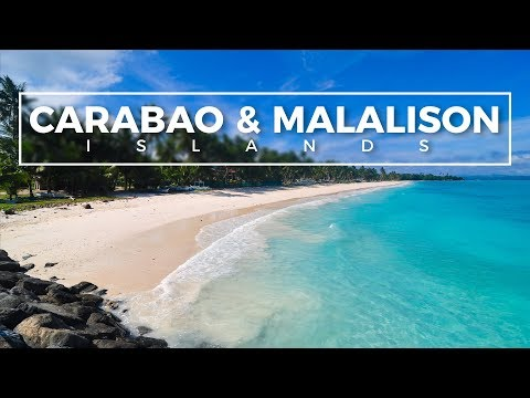 E13: Carabao and Malalison Island - Beautiful islands close to BORACAY