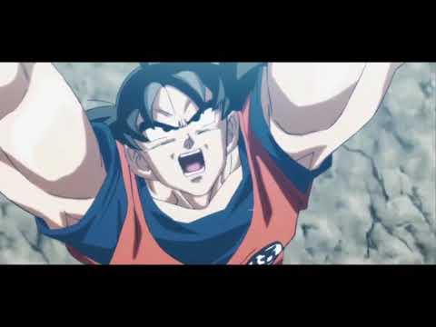 Goku vs Jiren - Alan Walker -  love always - 2017