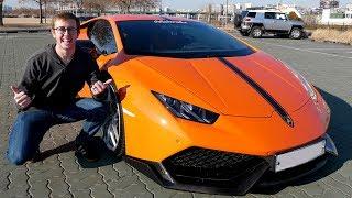ขับ Lamborghini ครั้งแรกในชีวิต!! คันละ 37,000,000 บาท!!!
