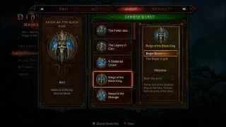 Diablo 3 - Xbox 360/PS3 - Best Black Mushroom Farming