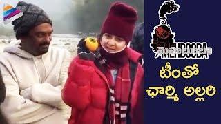 Mehabooba Movie Team FUN ON SETS | Charmi | Puri Jagannadh | Akash Puri | Neha | 2018 Telugu Movies