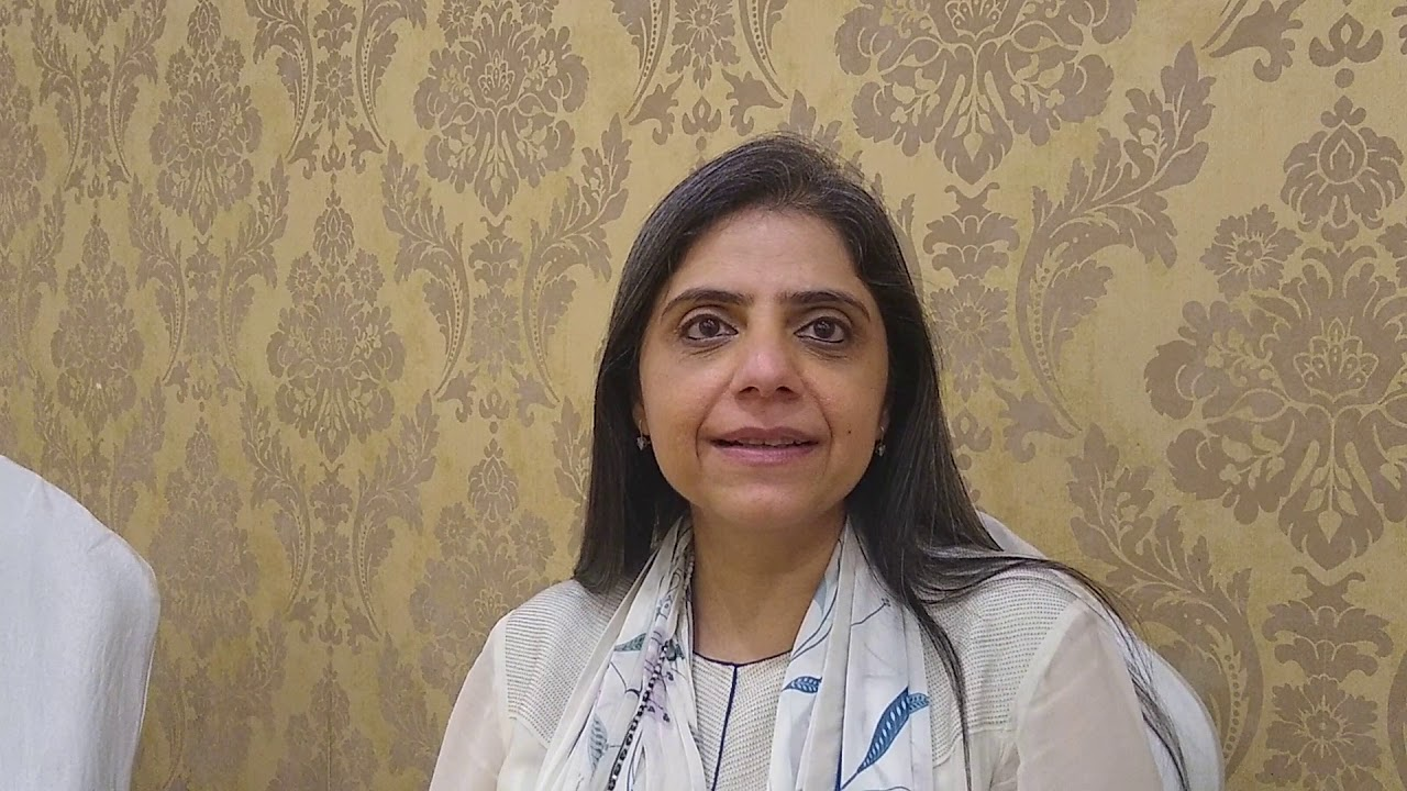 Nina Jaipuria, Viacom18, on launch of 'Ram Siya Ke Luv Kush' on Colors