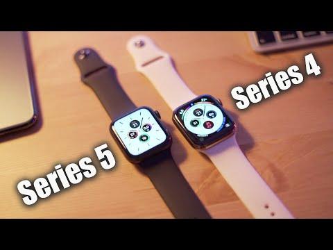 BEDANYA Apple Watch Series 5 Vs Series 4