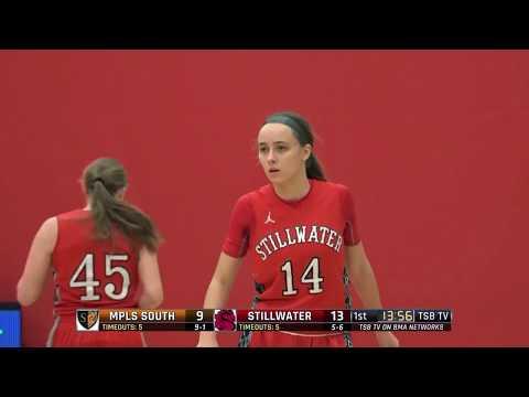 High School Girls Basketball: Minneapolis South vs. Stillwater