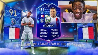 WHAT 6 X 125K PACKS CAN GET YOU! OPENING TOTGS PACKS!