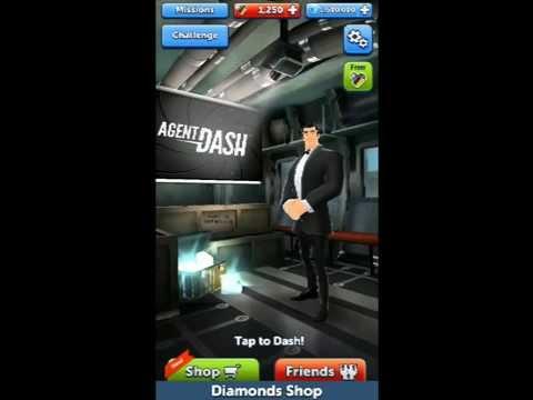 Agent Dash Hack 💃