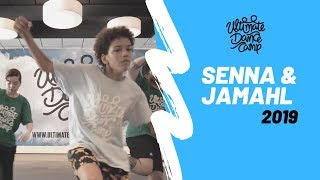 Senna & Jamahl | Ultimate Dance Camp 2019 | Walibi Holland