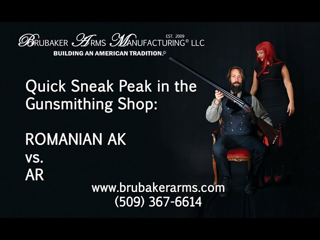 Romanian AK vs AR - Tips and Tricks for Romanian AK's