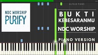 Download Bukti KebesaranMu (NDC Worship) | Piano Tutorial (Synthesia) Mp3