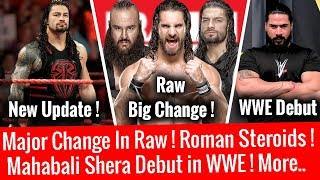 Topics Covered In Video- 1)Roman Reigns Steroids Case ! 2)Jon Bravo...