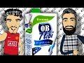 OB 7LIBI - EL BADMAN X MC LAMA Parody (OK BB)