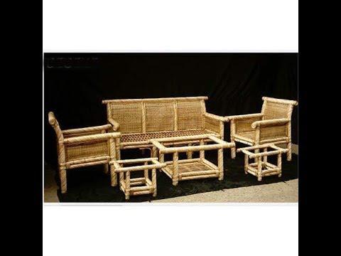 How To Make Bamboo Furniture