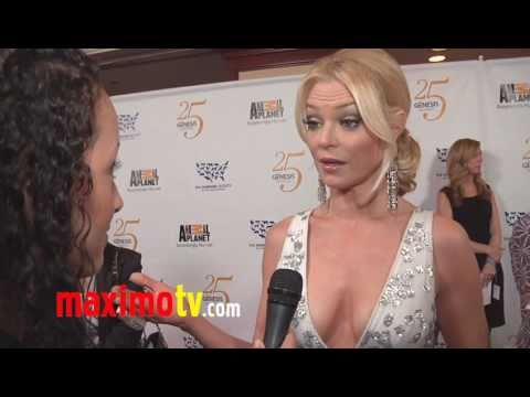 CHARLOTTE ROSS  at 25th Annual GENESIS AWARDS