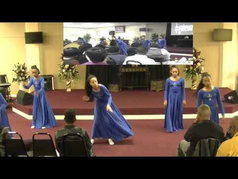 BETTER (Jessica Reedy), Praise Dance by Gateway Youth Empowerment  2.19.2016