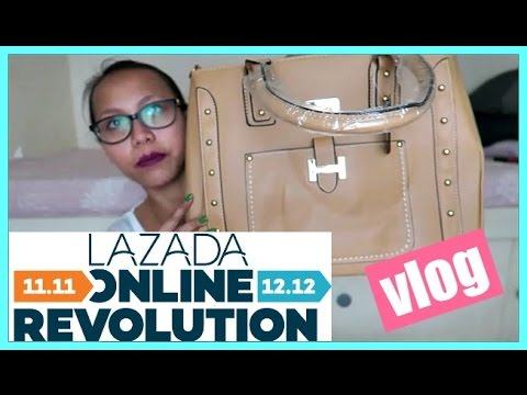 BONGGA ANG SALE SA LAZADA + GIVEAWAY | rhazevlogs