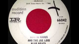 ROSS McMANUS AND THE JOE LOSS BLUE BEATS PATSY GIRL